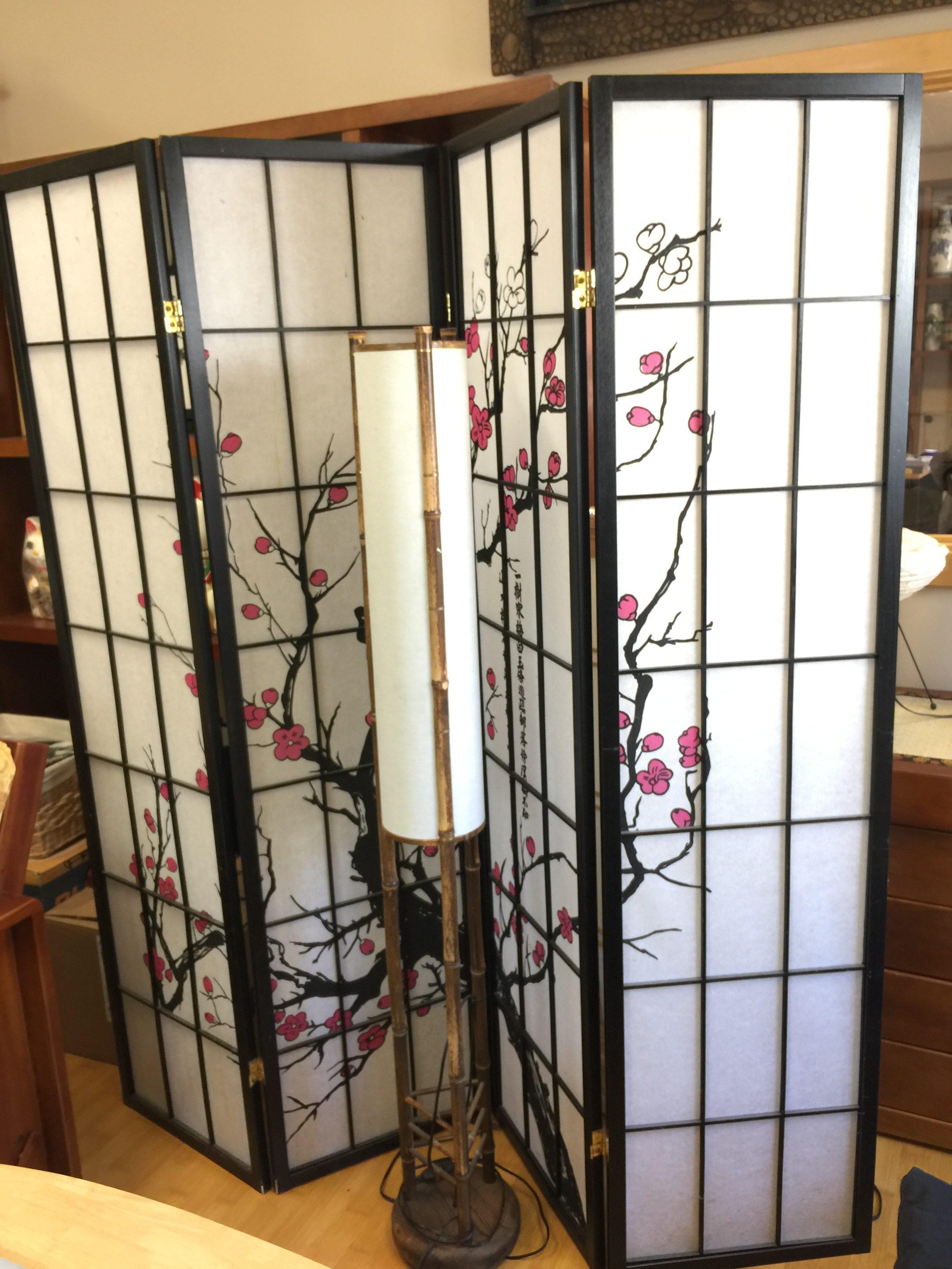 Shoji Screens And Tatami Lamps