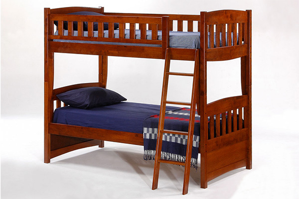 WINIFRED: Asian Sleeping Bunk Bed