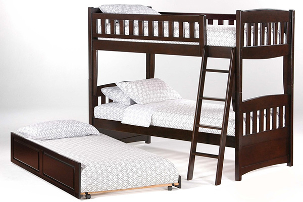 MARIBEL: Asian Sleeping Bunk Bed